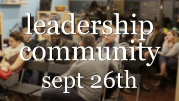 Leadership Community
