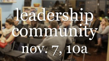 LeadershipCommunity
